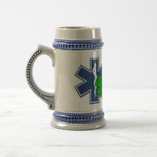 Irish EMT Beer Stein