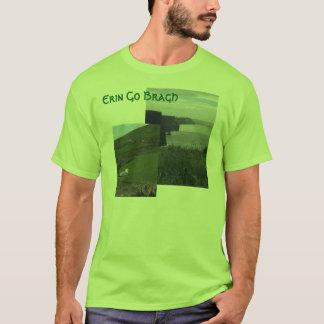 Irish Erin Go Bragh T Shirt Ireland