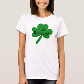 Irish Everyday Shamrock T-Shirt