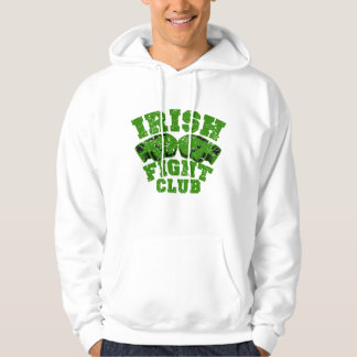 Irish Fight Club Hoodie