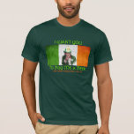 Irish Firefighter Uncle Sam T-Shirt