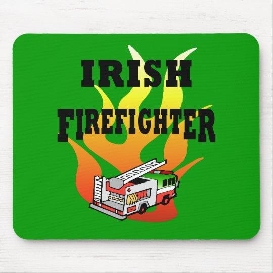 Irish Firemen Mouse Pad