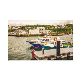 """Irish Fishing Boats"" wall art/canvas prints"