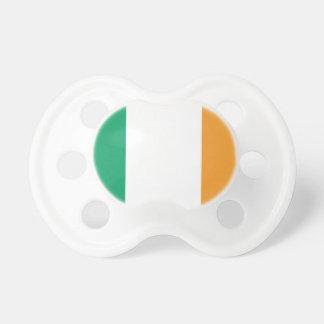 Irish Flag Baby Pacifier