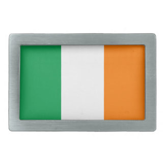 Irish Flag belt buckles for St Patricks Day party