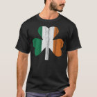 Irish Flag Clover T-Shirt
