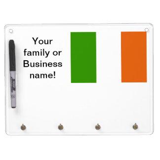 Irish Flag Dry-Erase Boards