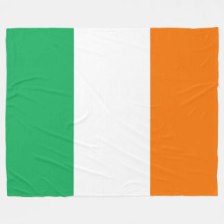 IRISH FLAG FLEECE BLANKET