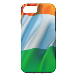 Irish flag for Apple iPhone 7, Tough iPhone 8/7 Case