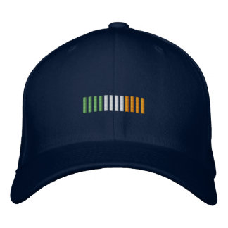 Irish flag Hat design