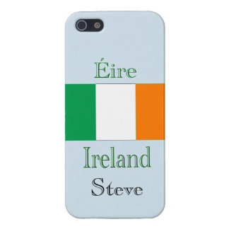 Irish Flag iPhone 5/5S Cases