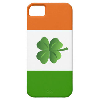 Irish flag iphone  5 case