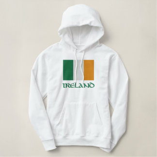 Irish Flag Ireland Embroidered Shirt