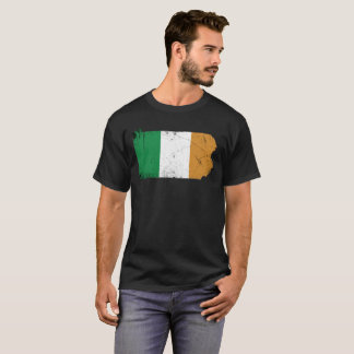 Irish Flag Over Pennsylvania T-Shirt