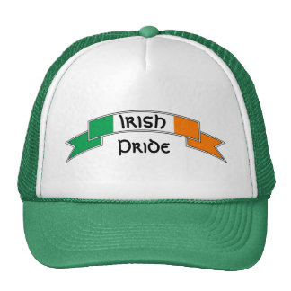 Irish Flag Personalized Trucker Hat