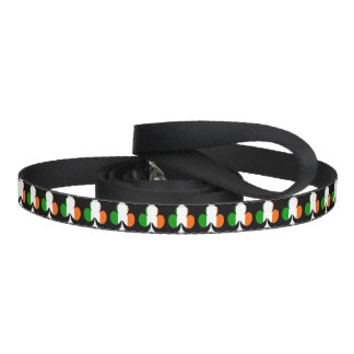 Irish Flag Shamrock Pet Lead