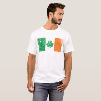 Irish Flag - St.Patricks Day Pride T-Shirt