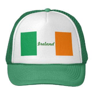 Irish Flag/St Patrick's Day Trucker Hat