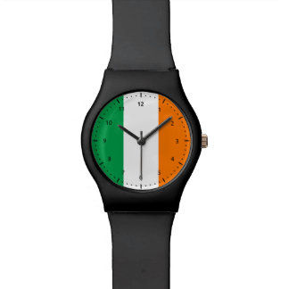 Irish flag Watch
