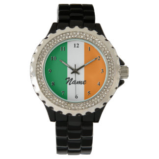 Irish flag watches | Personalizable with name
