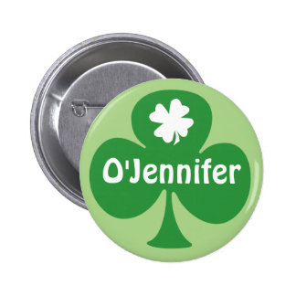 Irish For A Day St Patrick s Day Party Name Tags Pins