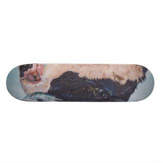 Irish Friesian Cow Skate Boards