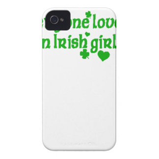 IRISH girl g iPhone 4 Cover