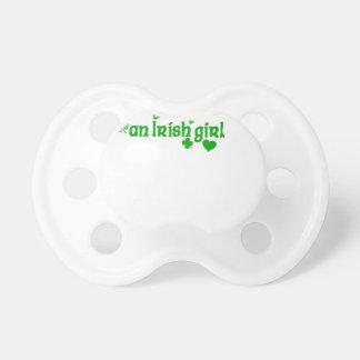 IRISH girl g Pacifier