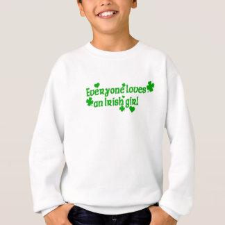 IRISH girl g Sweatshirt