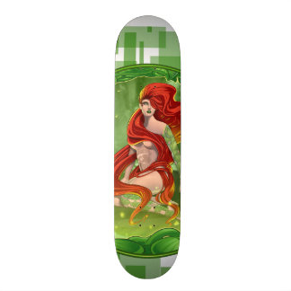 Irish Girl Skateboard Decks