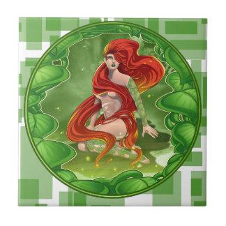 Irish Girl Tile