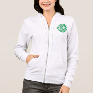 Irish Girls Drinking Team Bottle Cap Hoodie