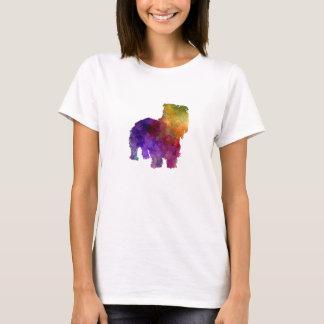 Irish Glen of Imaal Terrier in watercolor T-Shirt