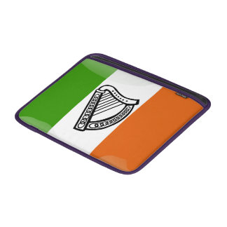 Irish glossy flag MacBook air sleeves