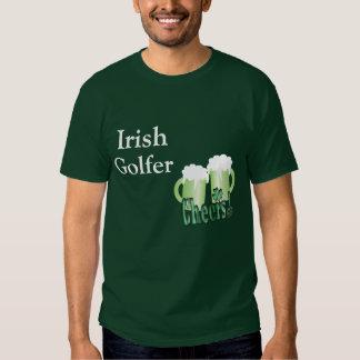 Irish Golfer Tee Shirt