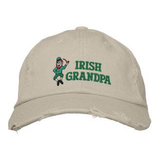 Irish Grandpa Embroidered Hat