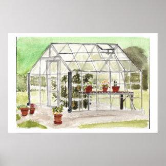 irish greenhouse summer 2005 poster