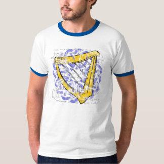 Irish Harp Men's Light Shirt