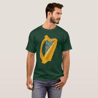 Irish Harp Symbol T-Shirt
