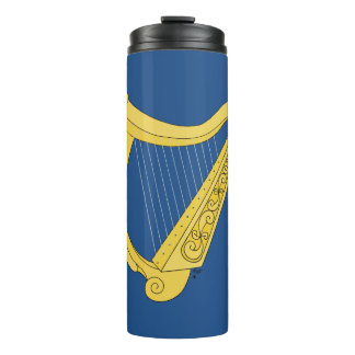 Irish Harp Thermal Tumbler
