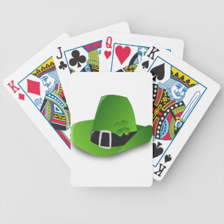 Irish Hat Poker Deck