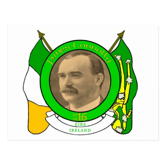 Irish Hero image for postcard