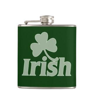 Irish Hip Flask
