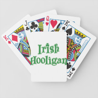 Irish_Hooligan Bicycle Playing Cards