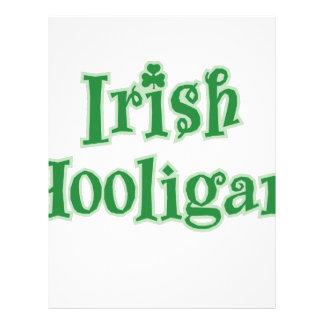 Irish_Hooligan Letterhead
