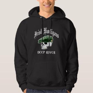 Irish Hooligans Deep River Hoodie