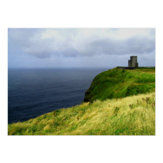 Irish Hues Poster
