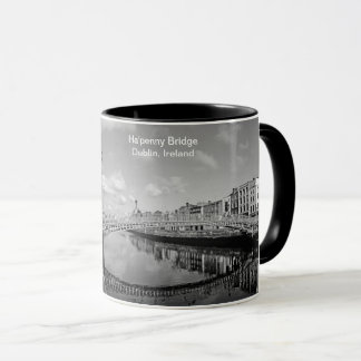 Irish image for Black Combo Mug