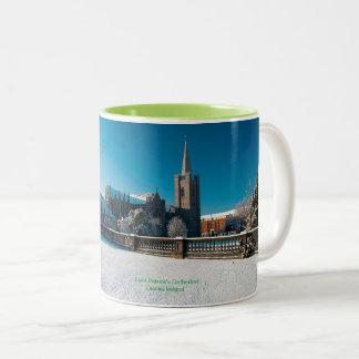Irish image for Green Combo Mug