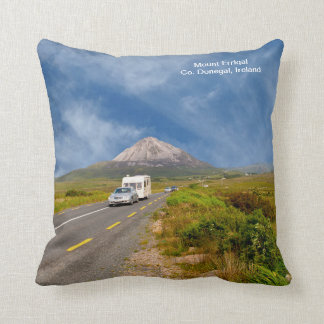 Irish image for Polyester Throw Pillow